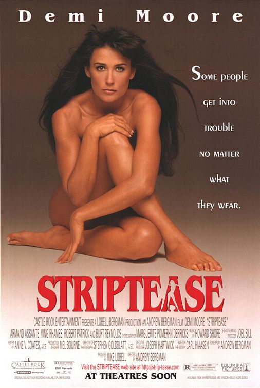 Striptease der Film